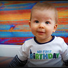 Aiden's 1st Birthday! : 